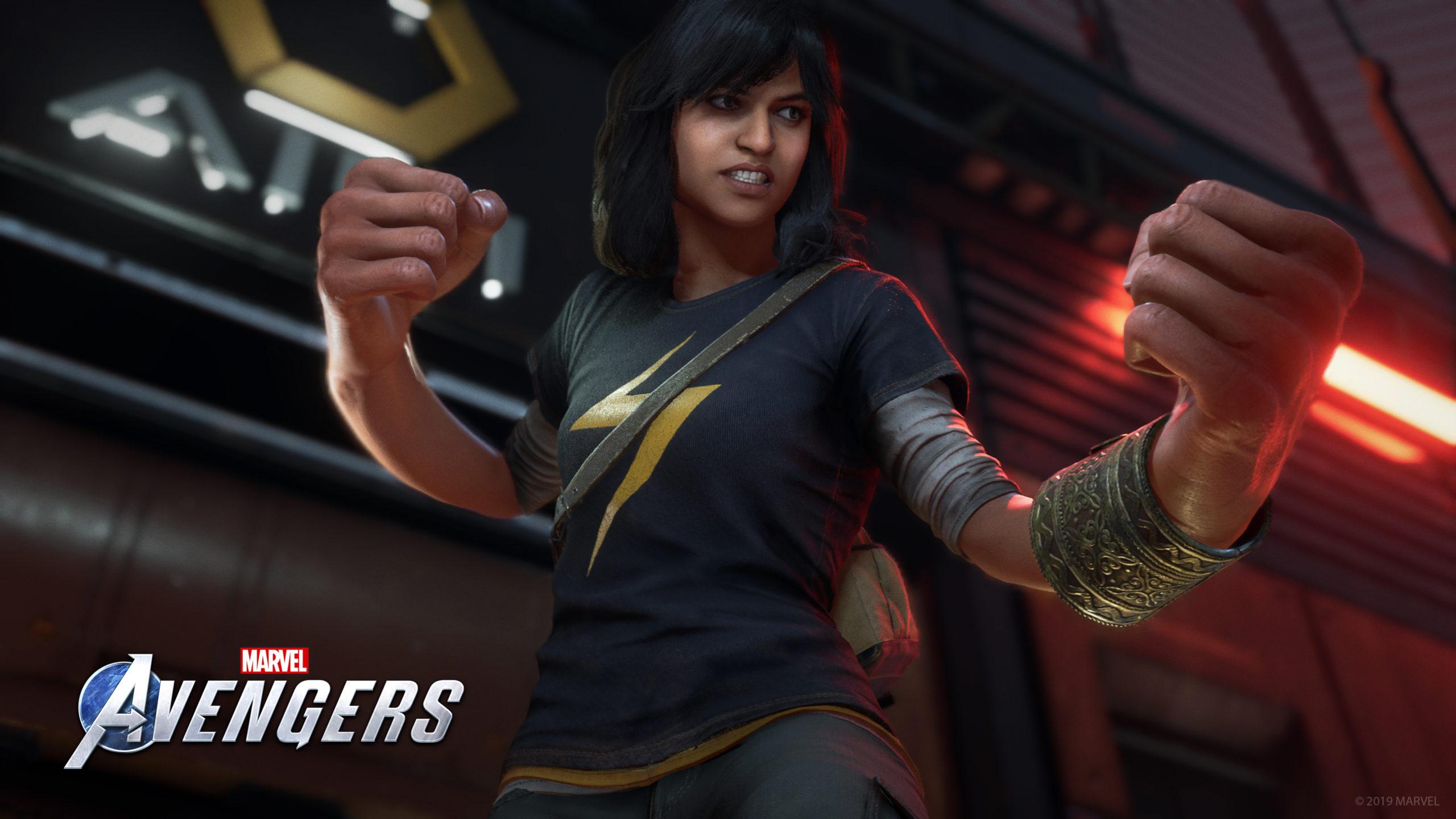 Marvel's Avengers - Kamala Khan