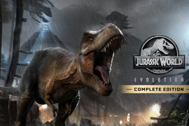 Jurassic World Evolution: Complete Edition - cover