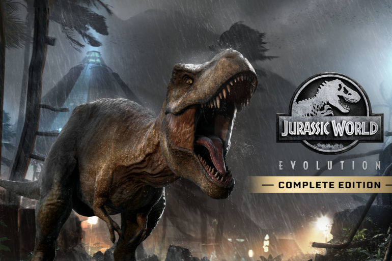 Jurassic World Evolution: Complete Edition - cover
