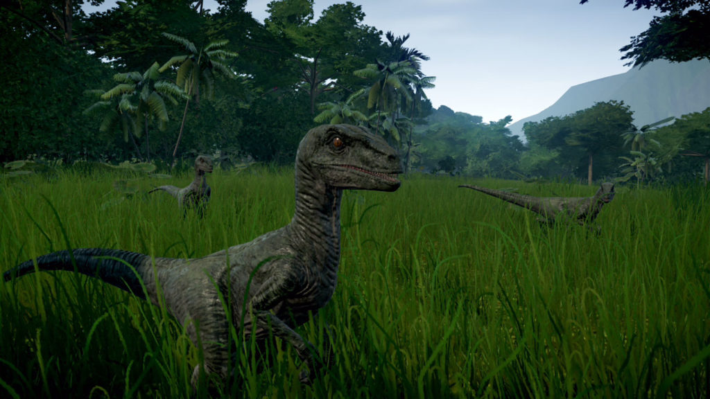 Jurassic World Evolution: Complete Edition - Raptor