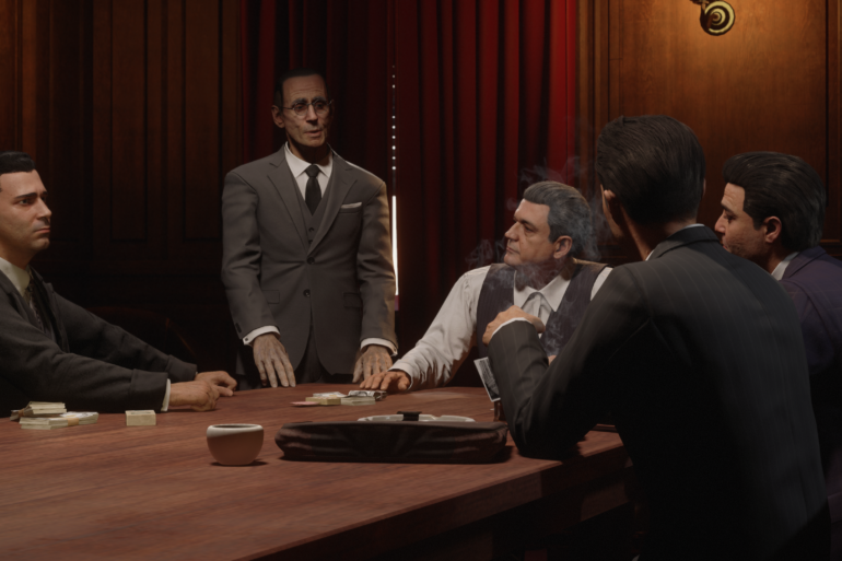 Mafia: Definitive Edition - Salieri Family
