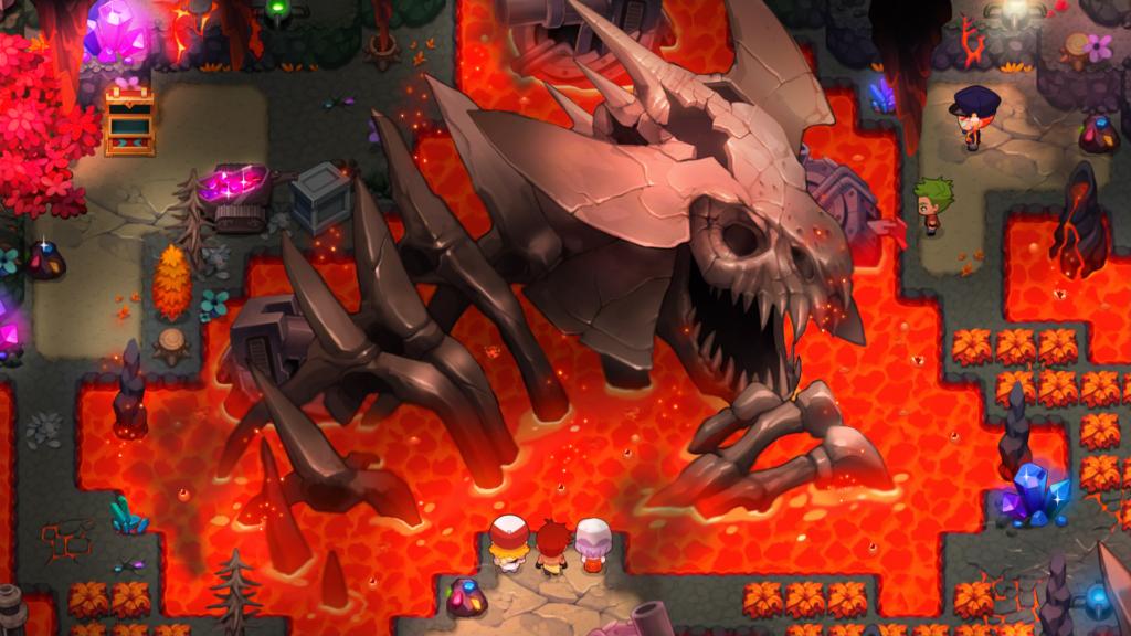 Nexomon: Extinction - New Ignitia