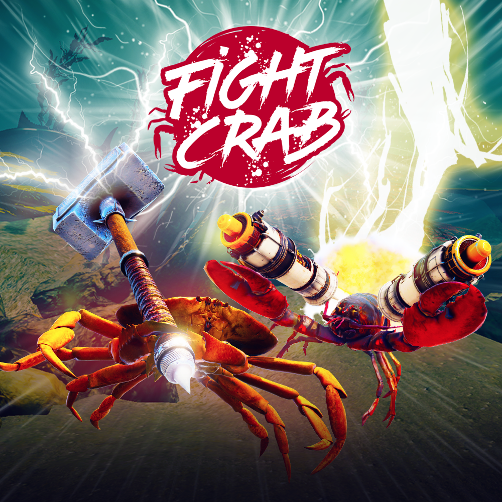 Fight Crab - cover