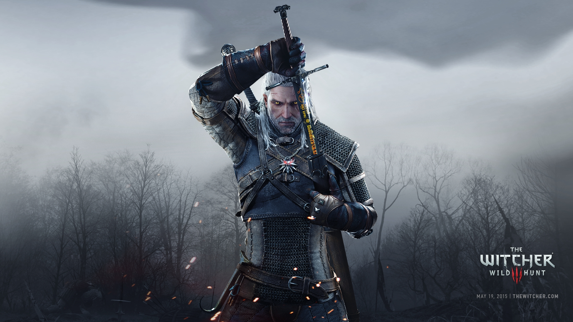 The Witcher 3: Wild Hunt - wallpaper