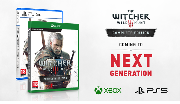 The Witcher 3: Wild Hunt - next-gen bumper