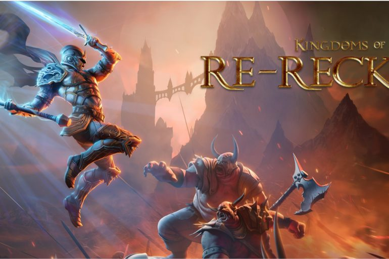 Kingdoms of Amalur: Re-Reckoning - banner