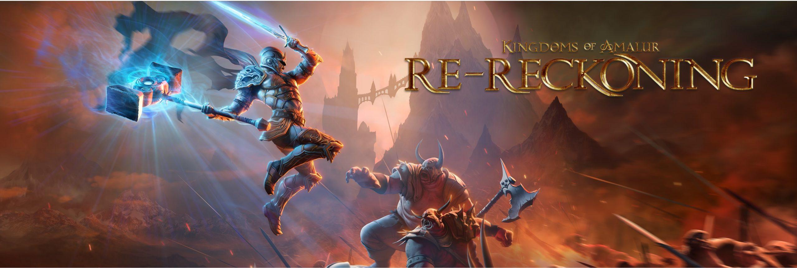 Kingdoms of Amalur: Re-Reckoning - banner