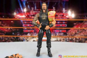 WWE Elite 79 Roman Reigns Long Hair