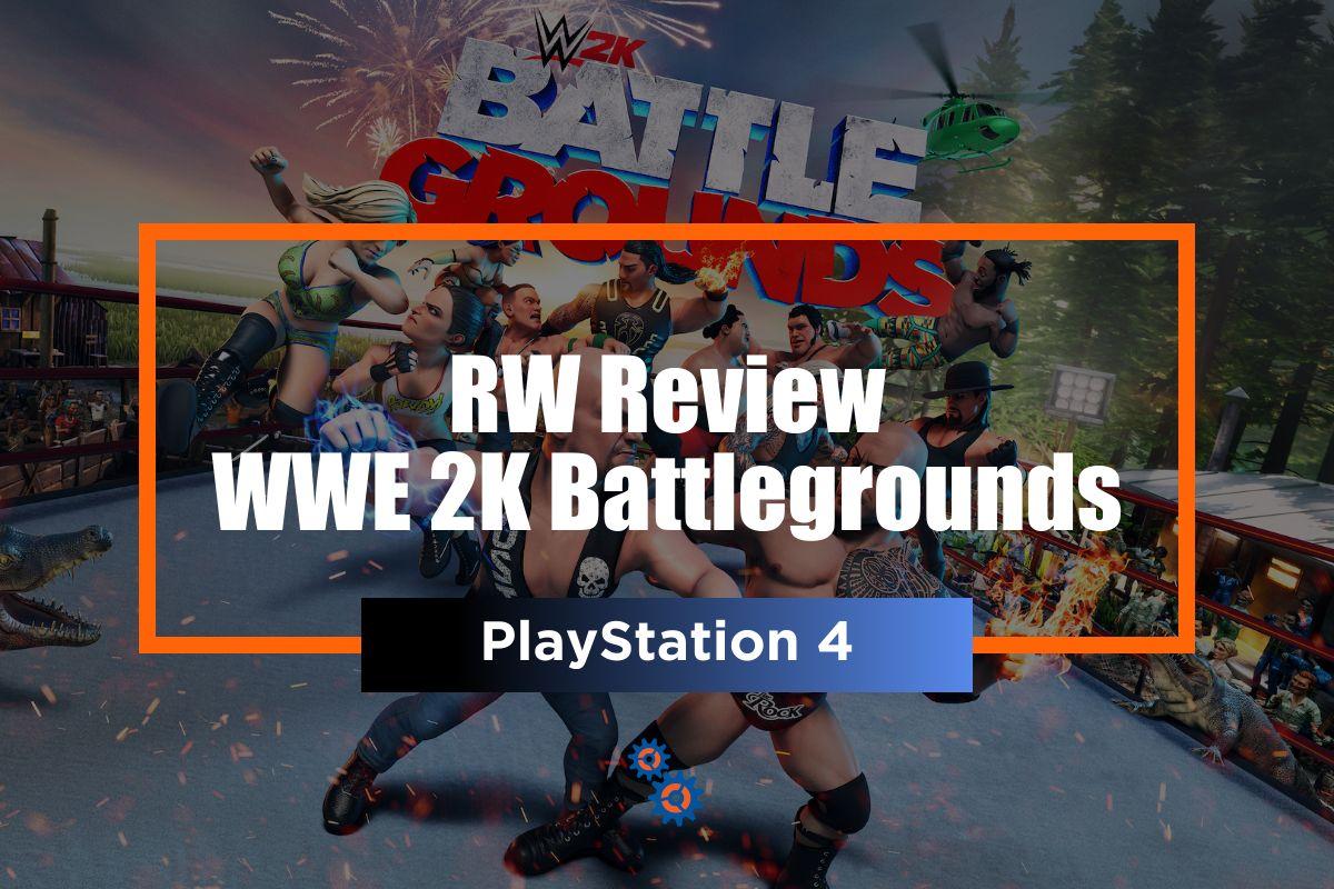 WWE 2K Battlegrounds Feature