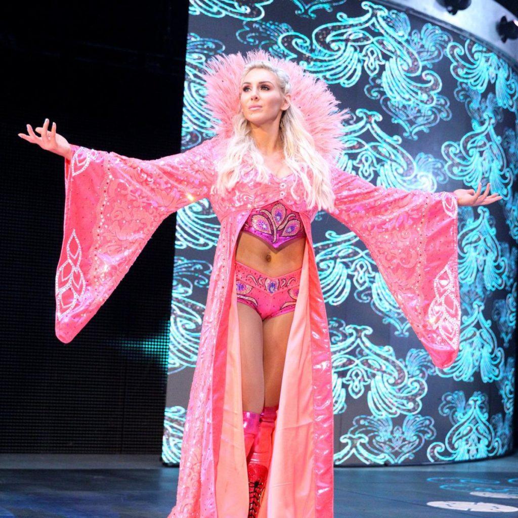 Charlotte Flair SummerSlam 2018