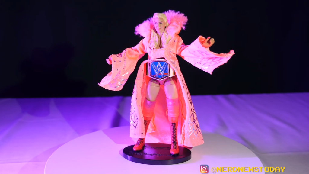 WWE Ultimate Charlotte Flair NN2D Review