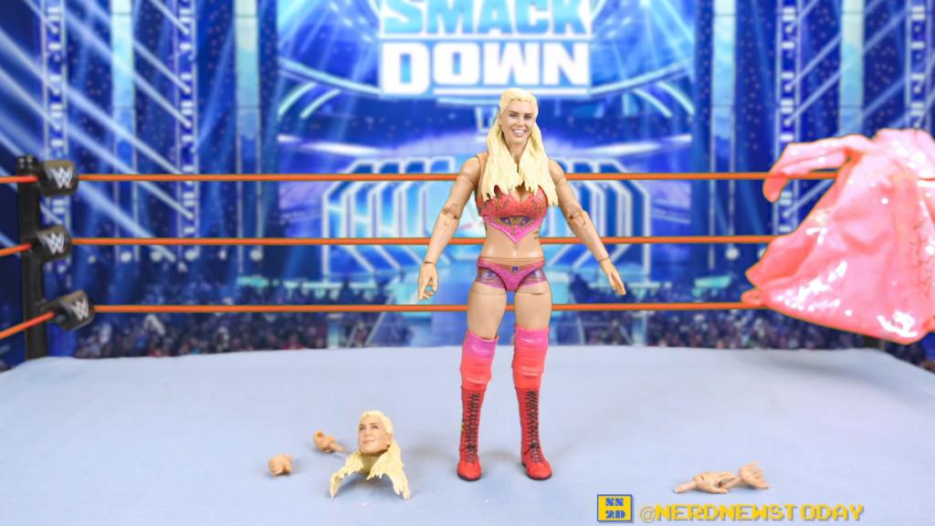 WWE Ultimate Charlotte Flair