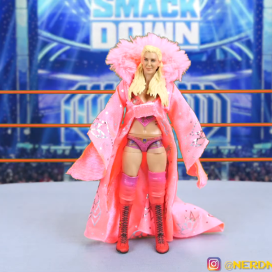 WWE Ultimate Edition Charlotte Flair Figure Review 00 01 40