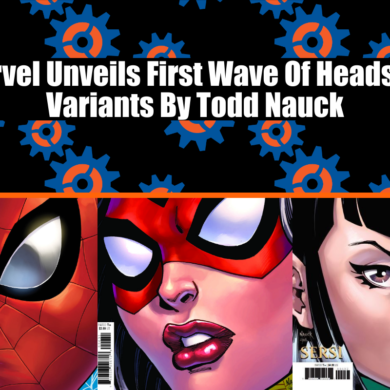 Headshot Variants by Todd Nauck Feature