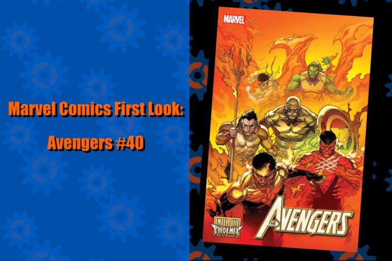 Avengers 40 Feature