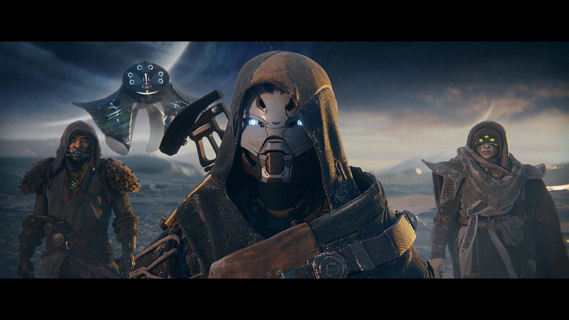 Destiny 2 - Beyond Light cover