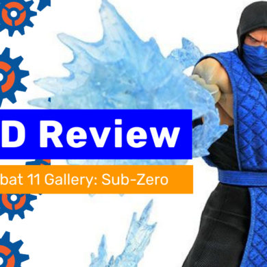 Mortal Kombat 11 Gallery Sub Zero Feature