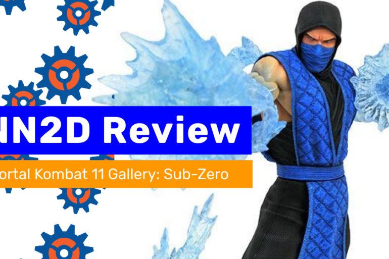 Mortal Kombat 11 Gallery Sub Zero Feature