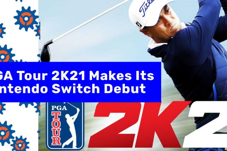 PGA Tour 2K21 Feature
