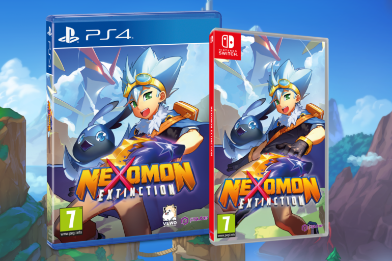 Nexomon: Extinction - packshots