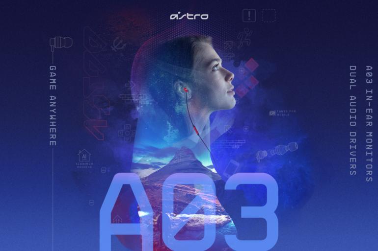 Astro Gaming A03 IEM