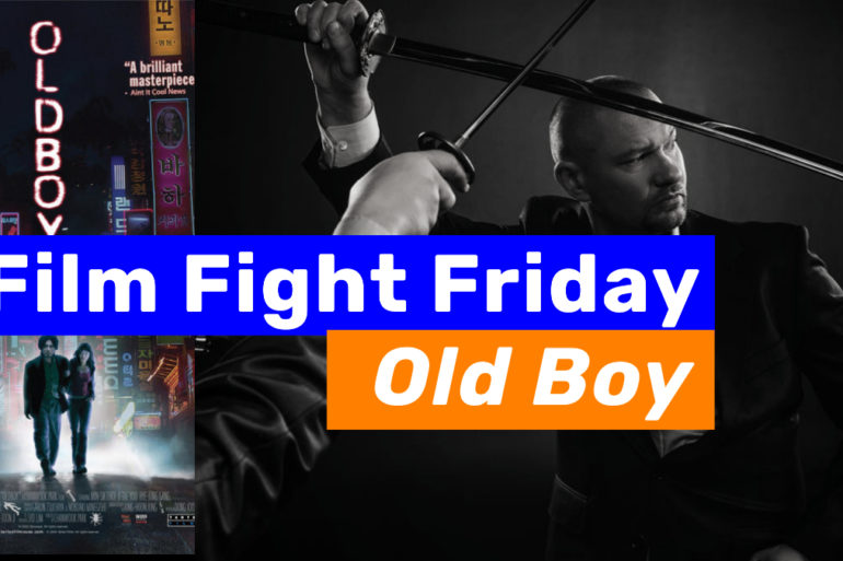Film Fight Friday Old Boy Feature