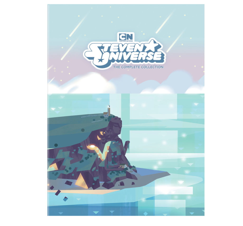 Steven Universe Complete Collection Artwork