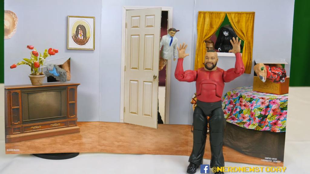 WWE Firefly Funhouse Bray Wyatt Figure Review 00 08 54