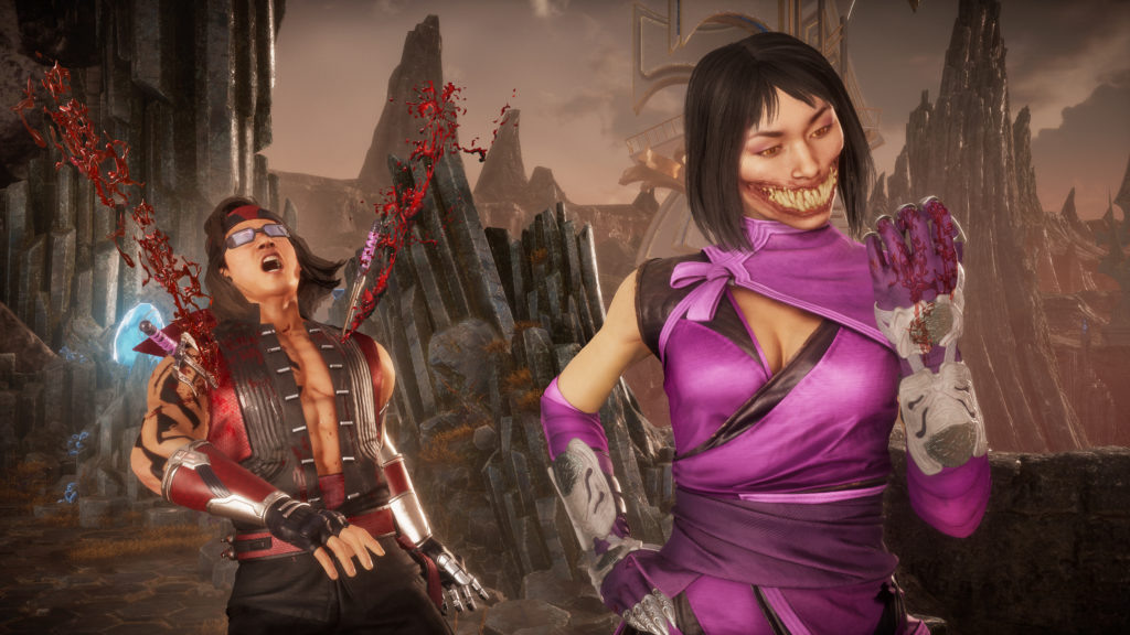 Mortal Kombat 11 Ultimate Mileena 2