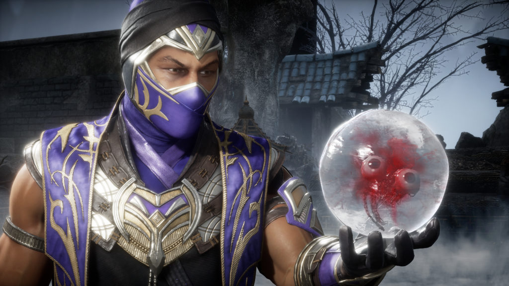 Mortal Kombat 11 Ultimate Rain 1