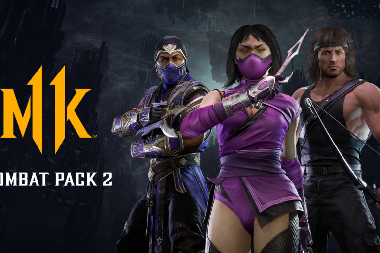 Mortal Kombat 11 Ultimate Kombat Pack 2
