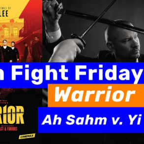 Film Fight Friday Warrior Feature