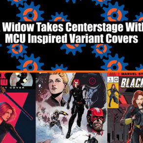 Black Widow MCU Variants