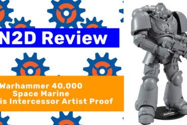 Warhammer 40K McFarlane Toys Feature
