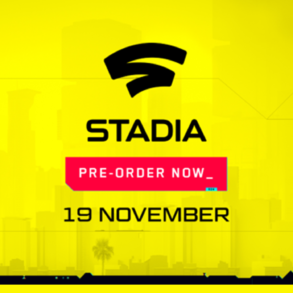 Cyberpunk 2077 - Stadia launch date