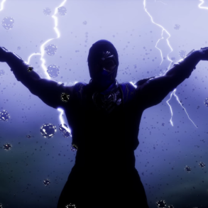 Mortal Kombat 11 Ultimate   Official Rain Feature