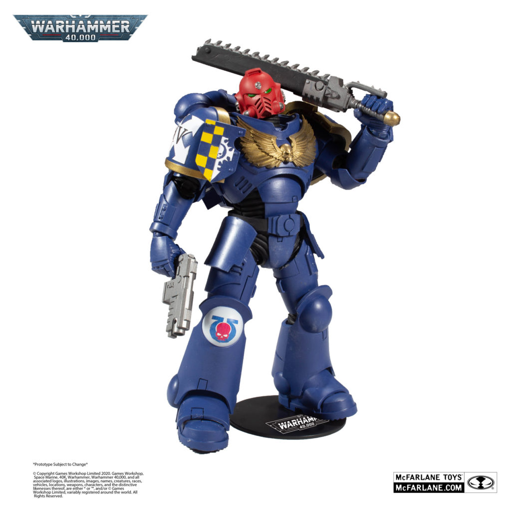 Primaris Intercessor Assault 1