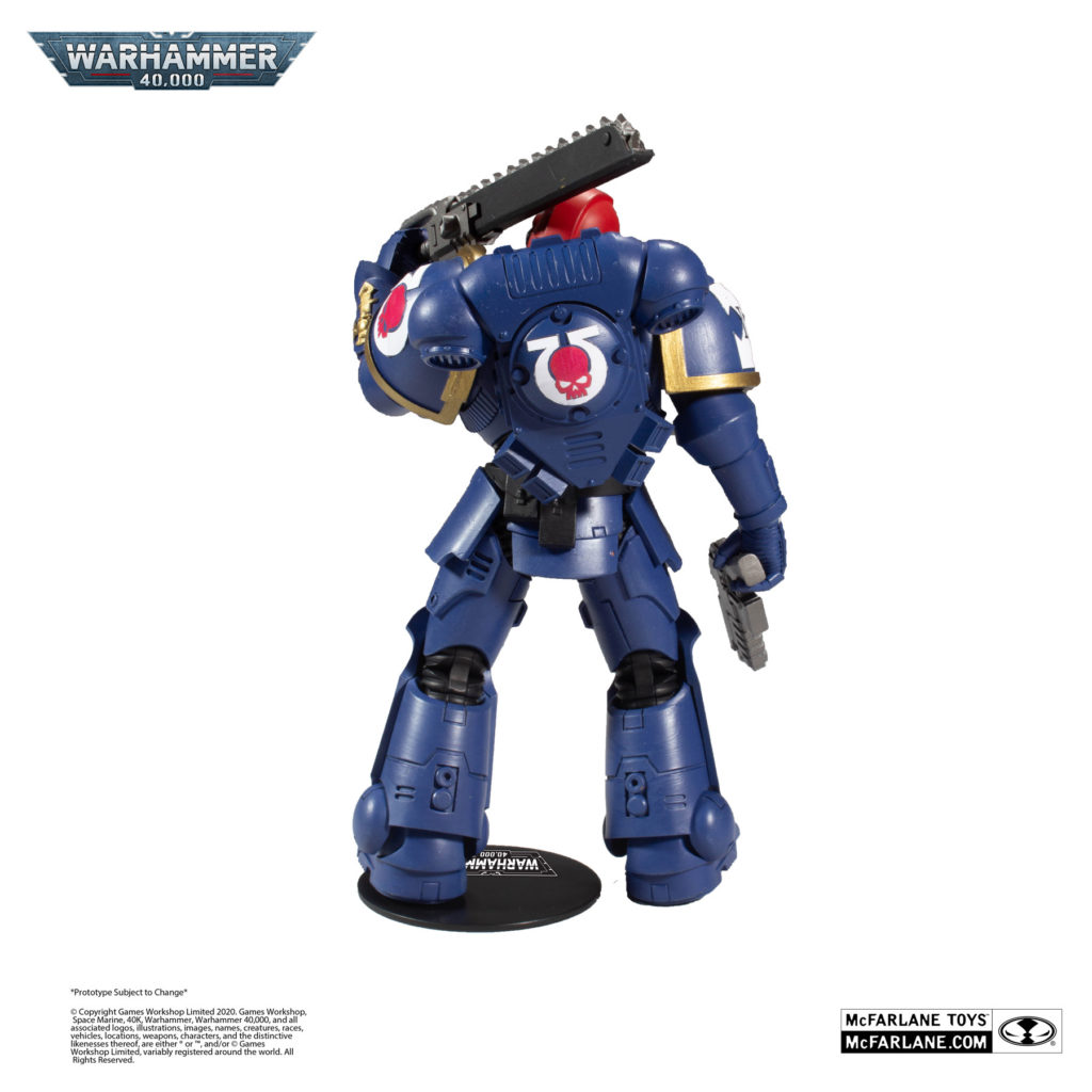 Primaris Intercessor Assault 4