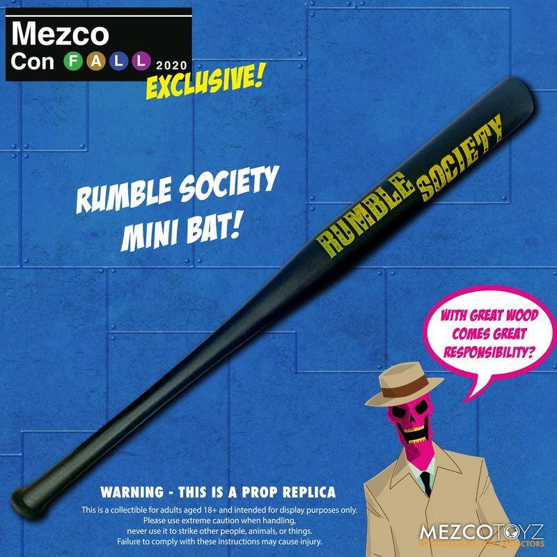 Mezco Con 2020 Bodega Box 2