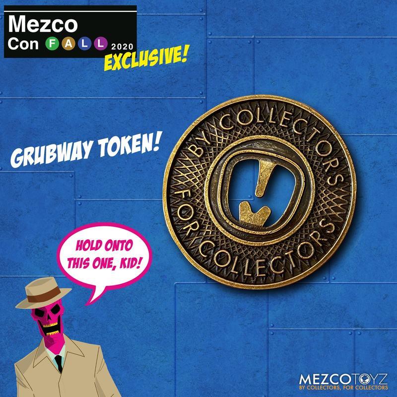Mezco Con 2020 Bodega Box 5