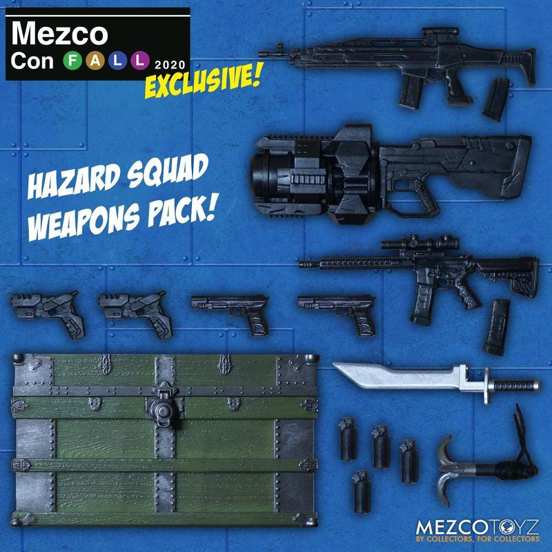 Mezco Con 2020 Bodega Box 6