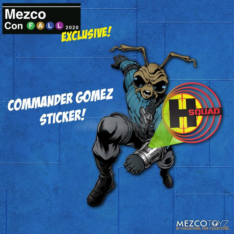 Mezco Con 2020 Bodega Box 7