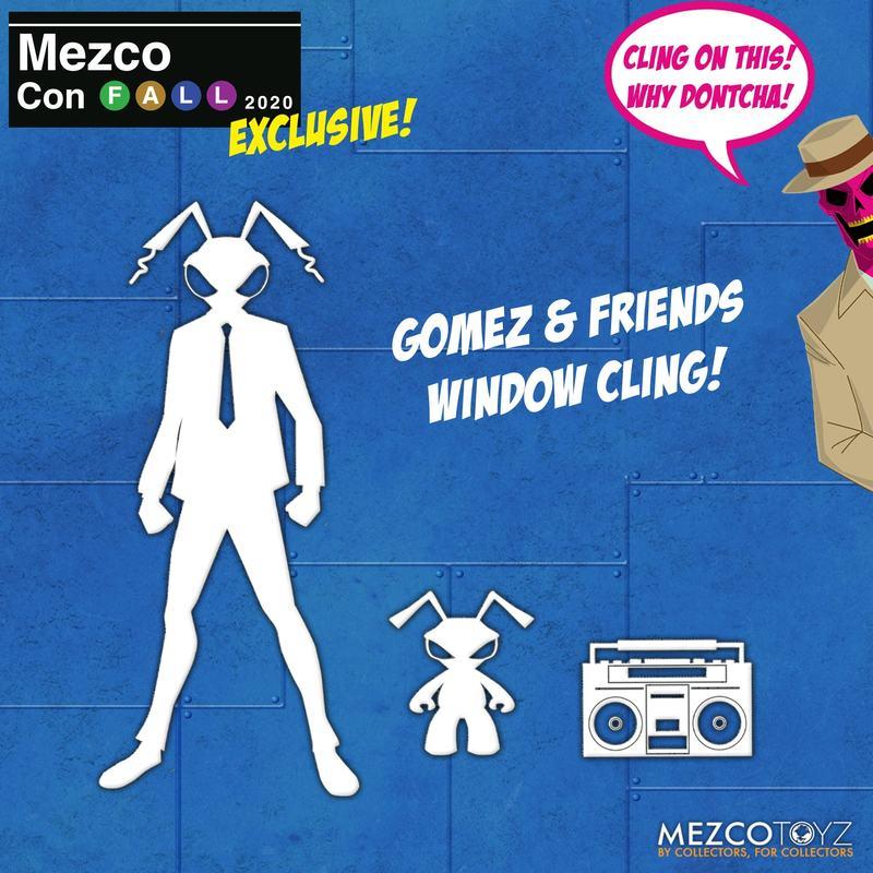 Mezco Con 2020 Bodega Box 8