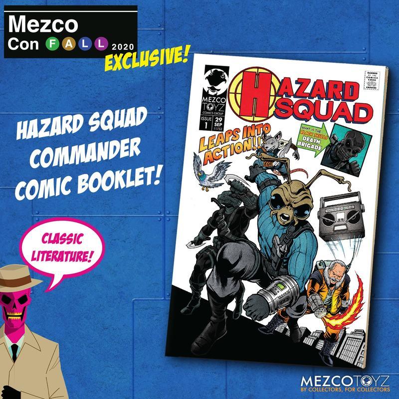 Mezco Con 2020 Bodega