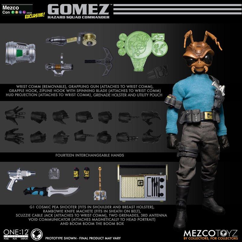 Mezco Con 2020 Bodega Box 11