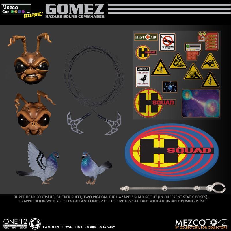 Mezco Con 2020 Bodega Box 12