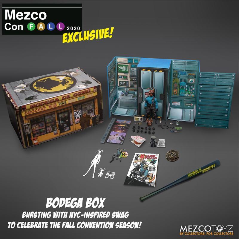 Mezco Con 2020 Bodega Box 1