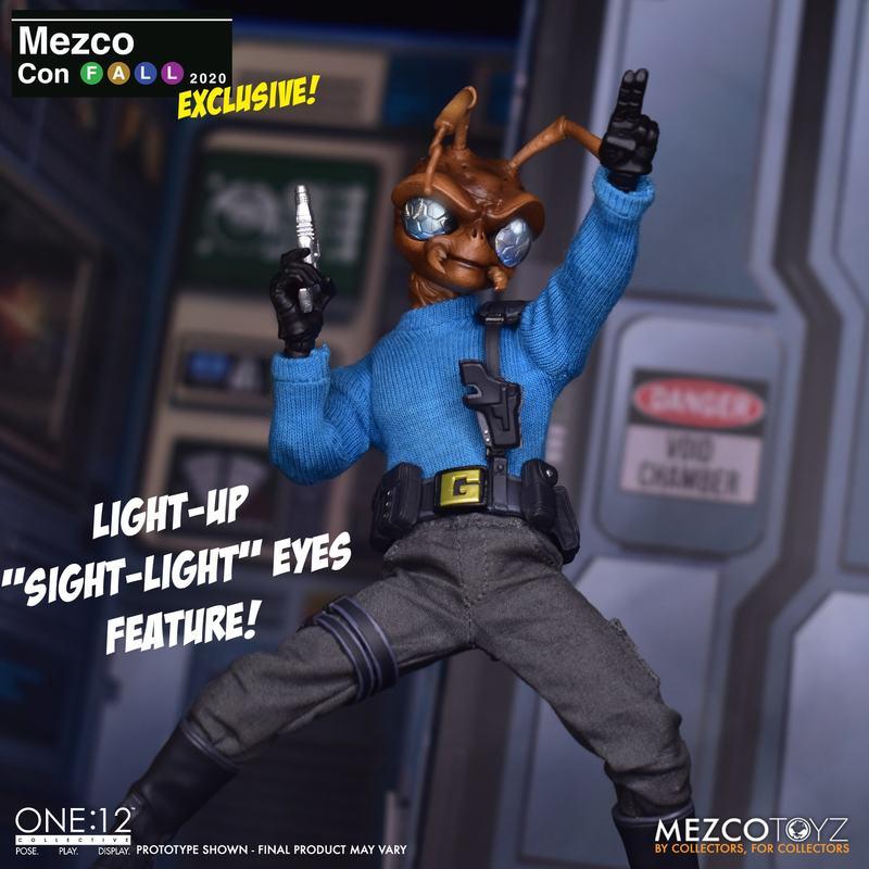 Mezco Con 2020 Bodega Box 19