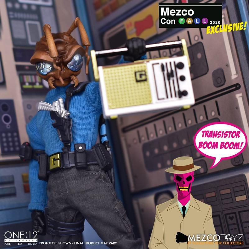 Mezco Con 2020 Bodega Box 25