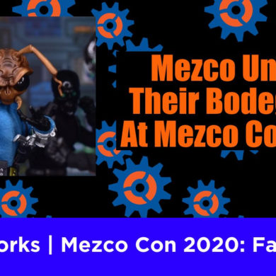 Mezco Con 2020 Bodega Box Feature